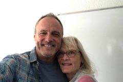 Gary Lynn Floyd and Jane Westerkamp